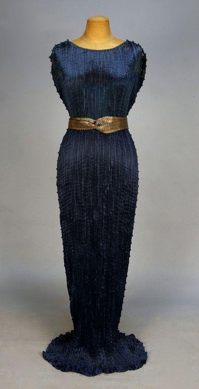 Lot 629 Whitakerauction Fortuny Dress Fashion Dresses