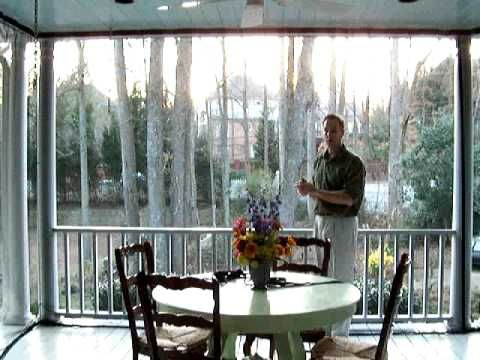 Mosquitocurtains example youtube diy outdoor projects find this pin and more on diy outdoor projectstips by marilynklepore solutioingenieria Images