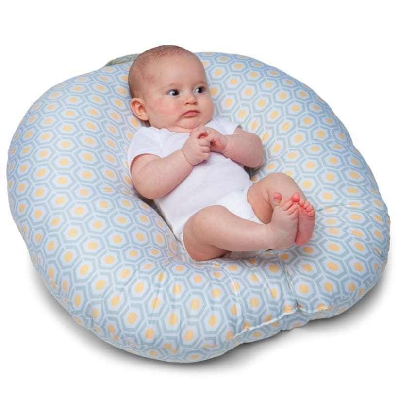 Boppy Newborn Lounger Geo Infant Pillow Baby Toddler Feeding