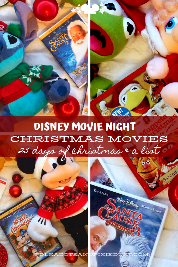 Disney Christmas Movies Our Favorite Very Merry List