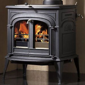 Image Result For Intrepid 2 With Transition Doors Vermont Stove Vermont Castings Wood Stove Wood Stove Wood Burning Stove