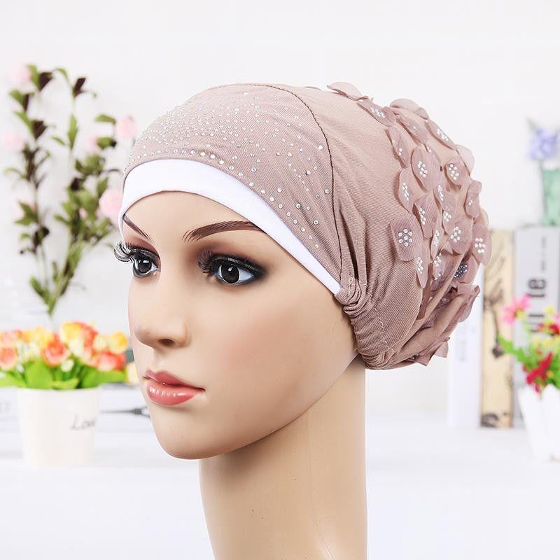 4e1ae0b2a New Design Islamic Scarves Wraps Hijab caps Womens Muslim Inclusive ...