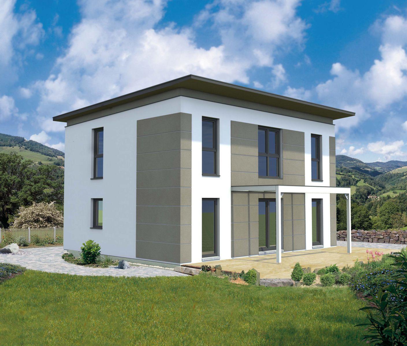 Erstaunlich Häuser Mit Pultdach Foto Von Trend 129