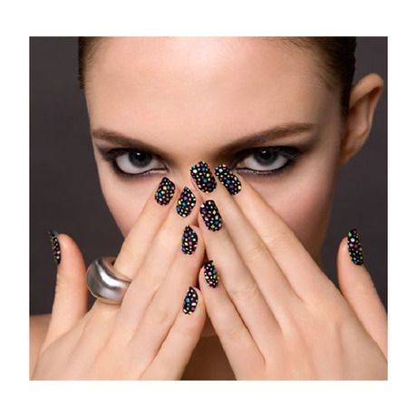 '216-Piece Set: Bling 3D Nail Stickers' is going up for auction at  2am Sun Jul 28 with a starting bid of $12.