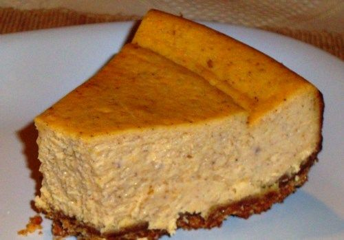 Sweet Potato Cheesecake #simplecheesecakerecipe