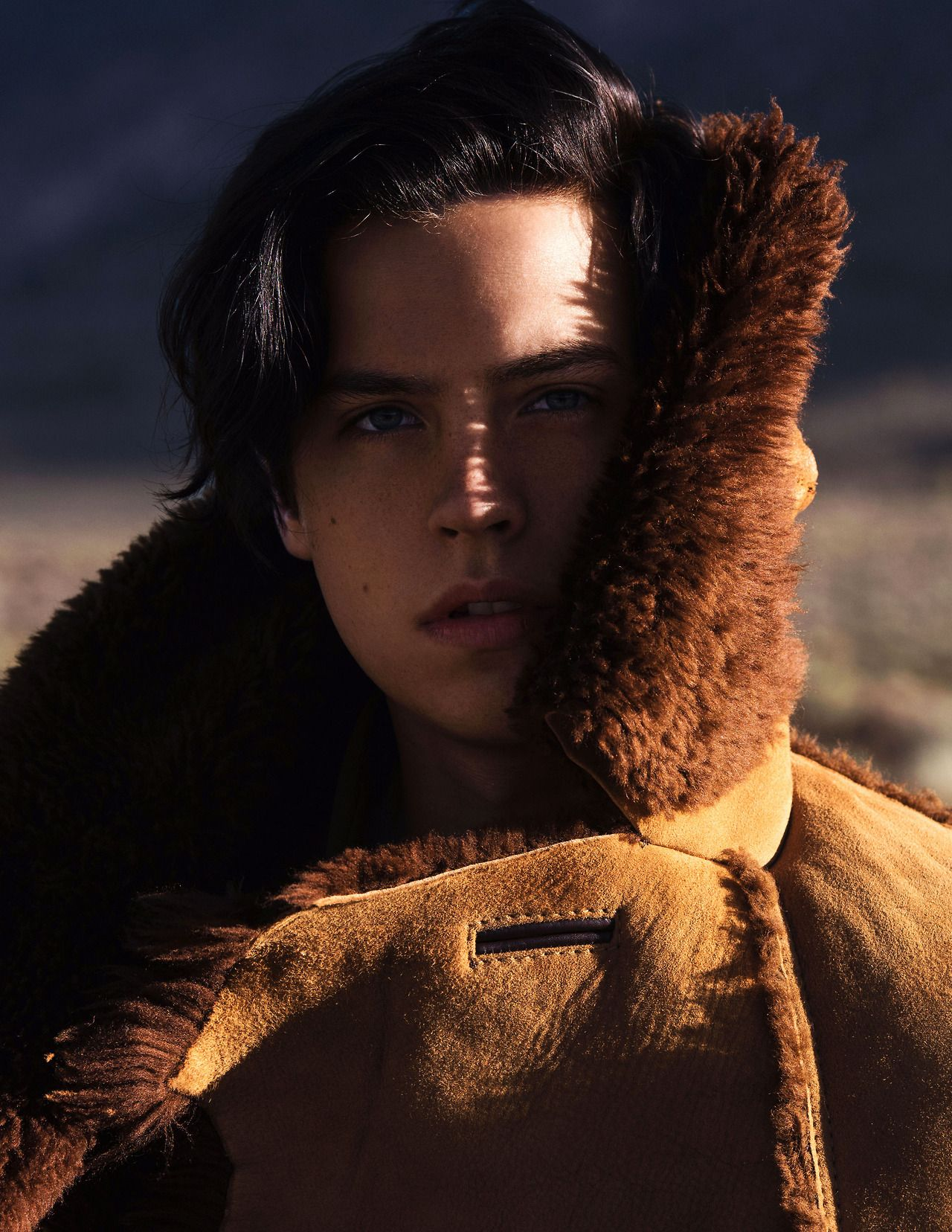Happy 25th birthday, Cole Sprouse! photo by Justin ...