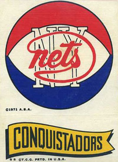 3cc1f0d5517086 Look how our teams have changed their image over the years! These vintage  NBA/ABA Logos (circa 1969 – 1971) look so old school.
