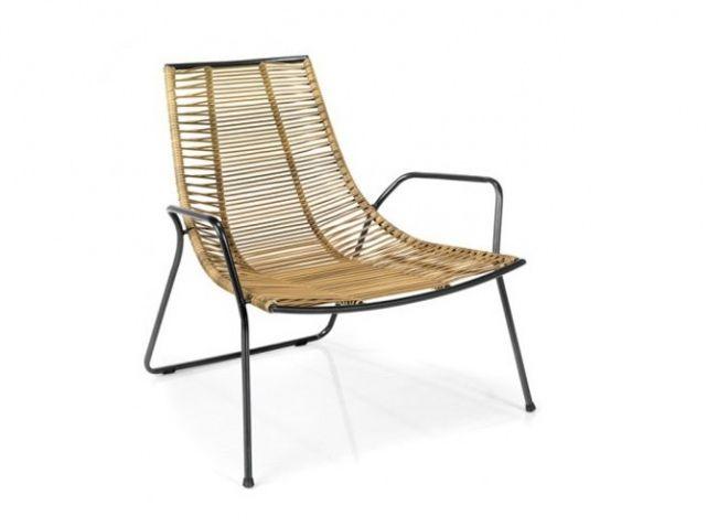 fauteuil bas de jardin fauteuil