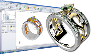 3d Space Pro Custom Jewelry Designs Custom Jewelry Design Custom Jewelry Jewelry Design