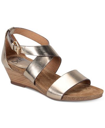 Sofft Vita Wedge Sandals | macys.com