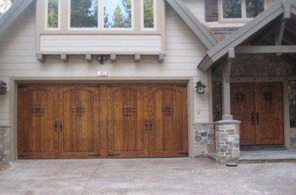 1st United Door Technologies Gallery Lake Keowee Home