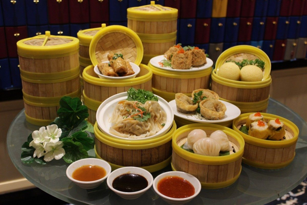 All You Can Eat Dim Sum At Zuan Yuan Chinese Restaurant In 2020 Chinese Restaurant Dim Sum Cantonese Cuisine