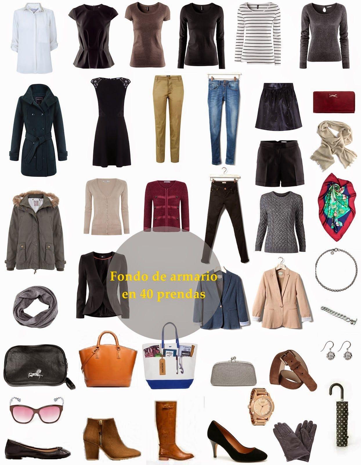 Tu estilo a diario fondo de armario tienes un fondo de - Armarios para ropa ...