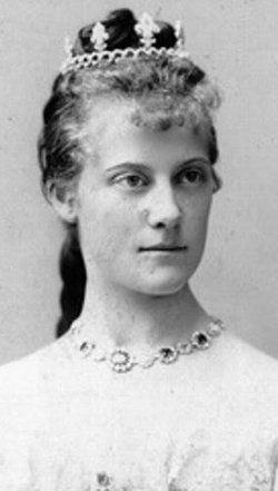 Louise Viktoria Sophie de Bourbon-Orleans
