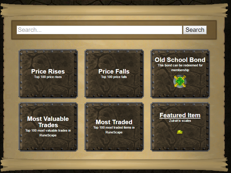 The Featured Item On The Ge Page Since The Release Is Still
