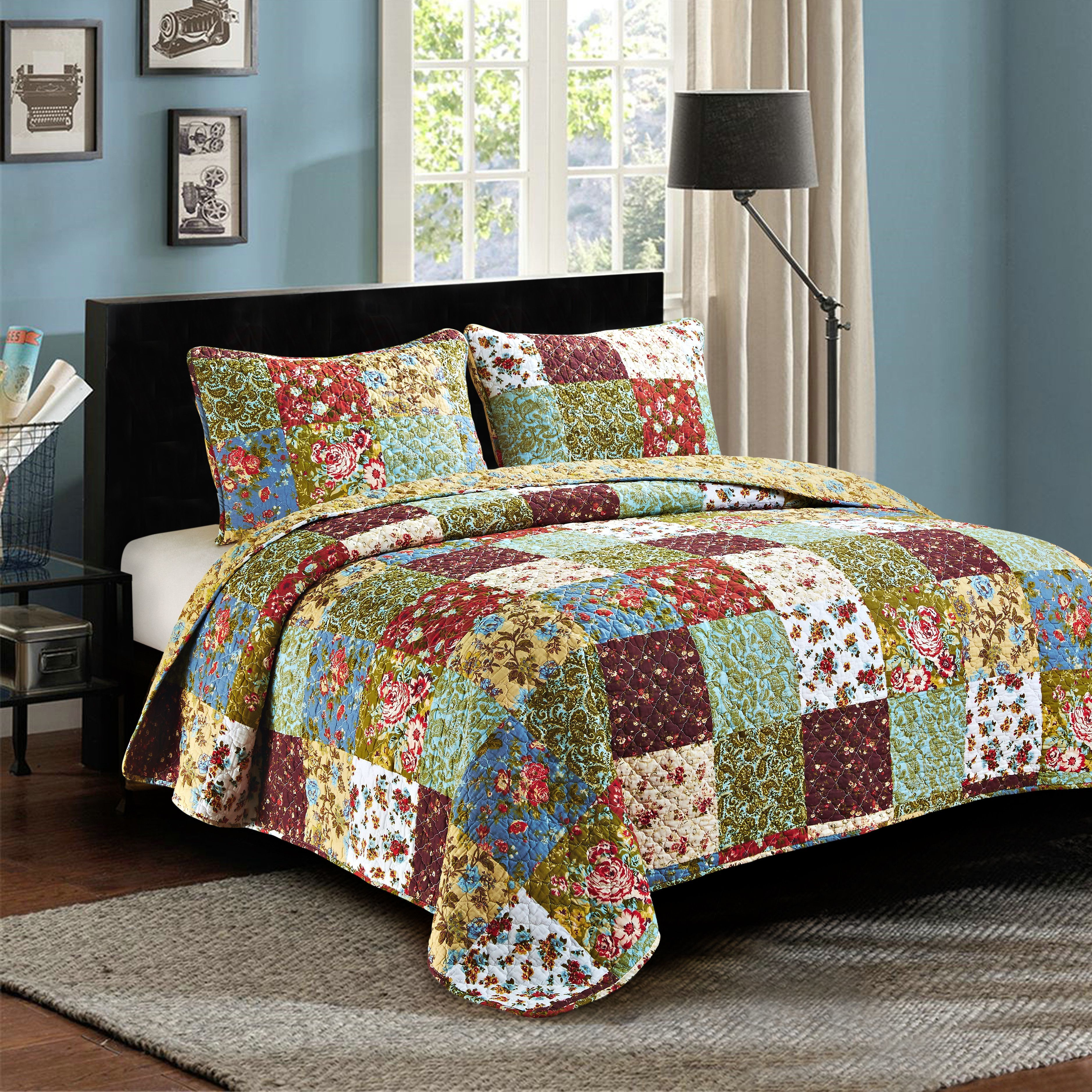 costco tommy for bedroom bed bedding comforter modern sets quilts bahama sleigh quilt king