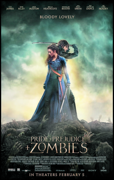 Pride Prejudice And Zombies Google Search Pride And Prejudice And Zombies Watch Pride And Prejudice Pride And Prejudice
