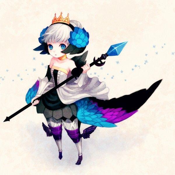 Tags: Anime, Odin Sphere, Gwendolyn, Pixiv Id 25838