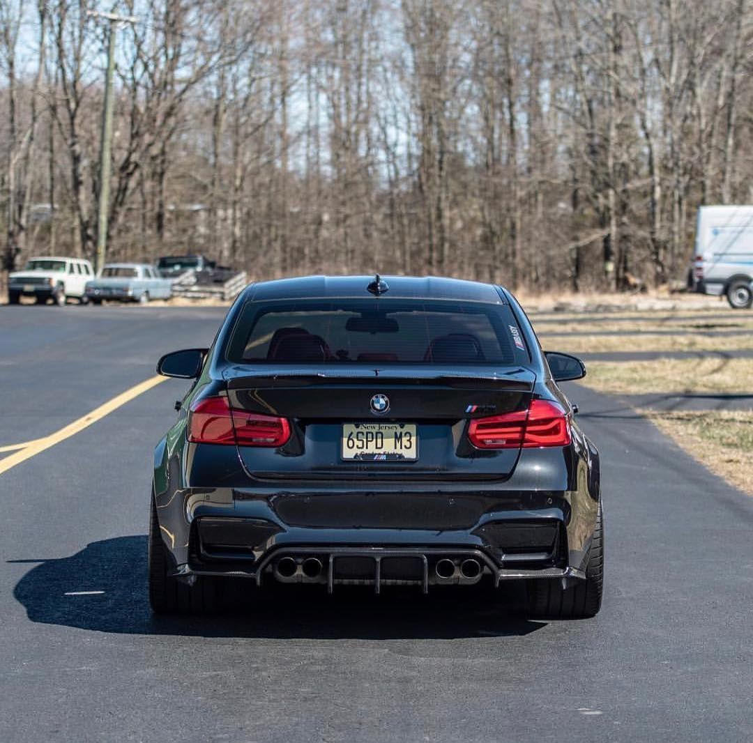 BMW F80 M3 Competition Black