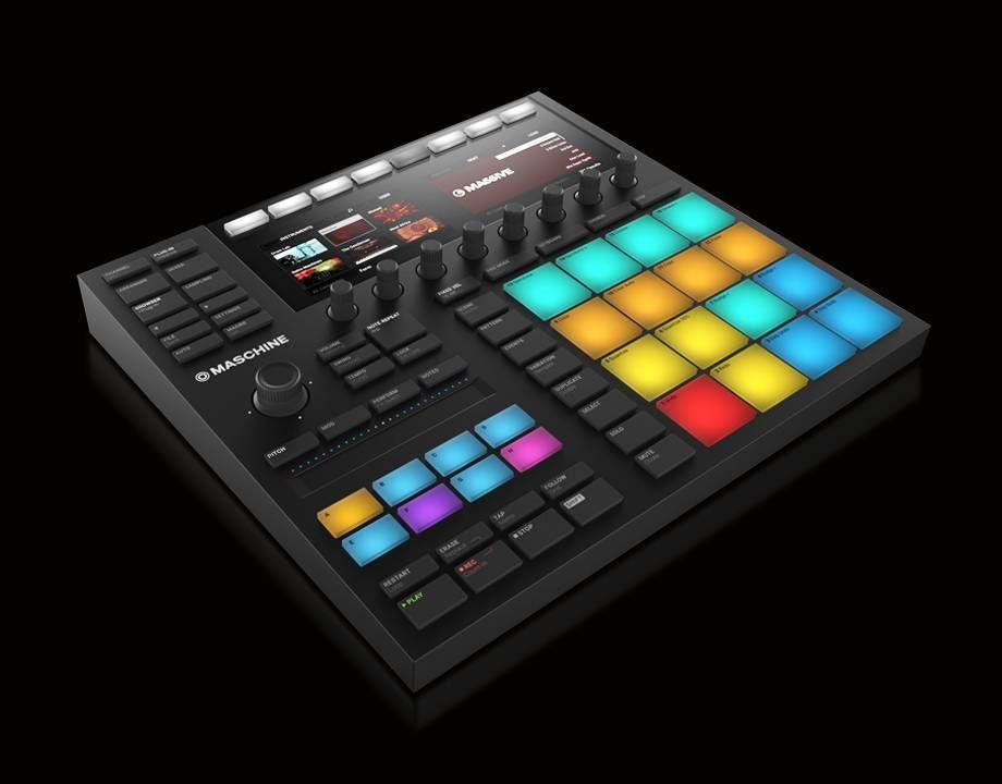 Ni Maschine Mk3 Music Music Production Equipment Native Instruments
