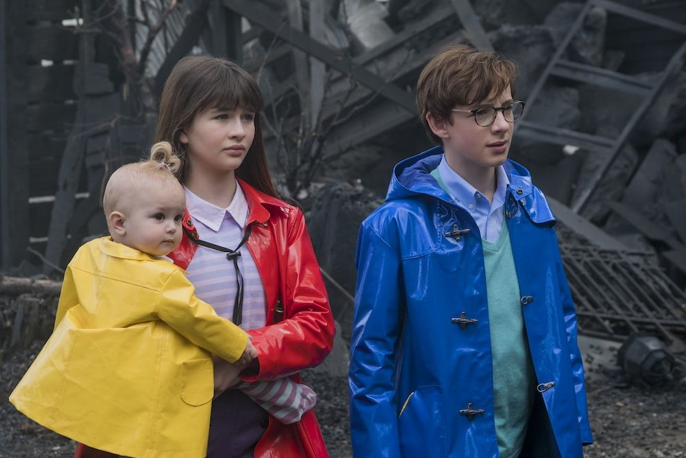 All The Unfortunate Events In Netflix S A Series Of Unfortunate