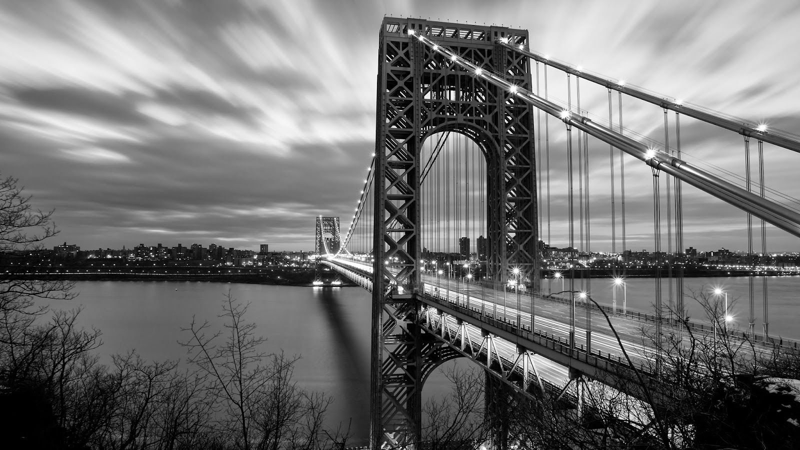 Black And White Hd Wallpapers Beautiful Bridges Wallpaper Bridge Wallpaper Desktop Wallpaper Landscape