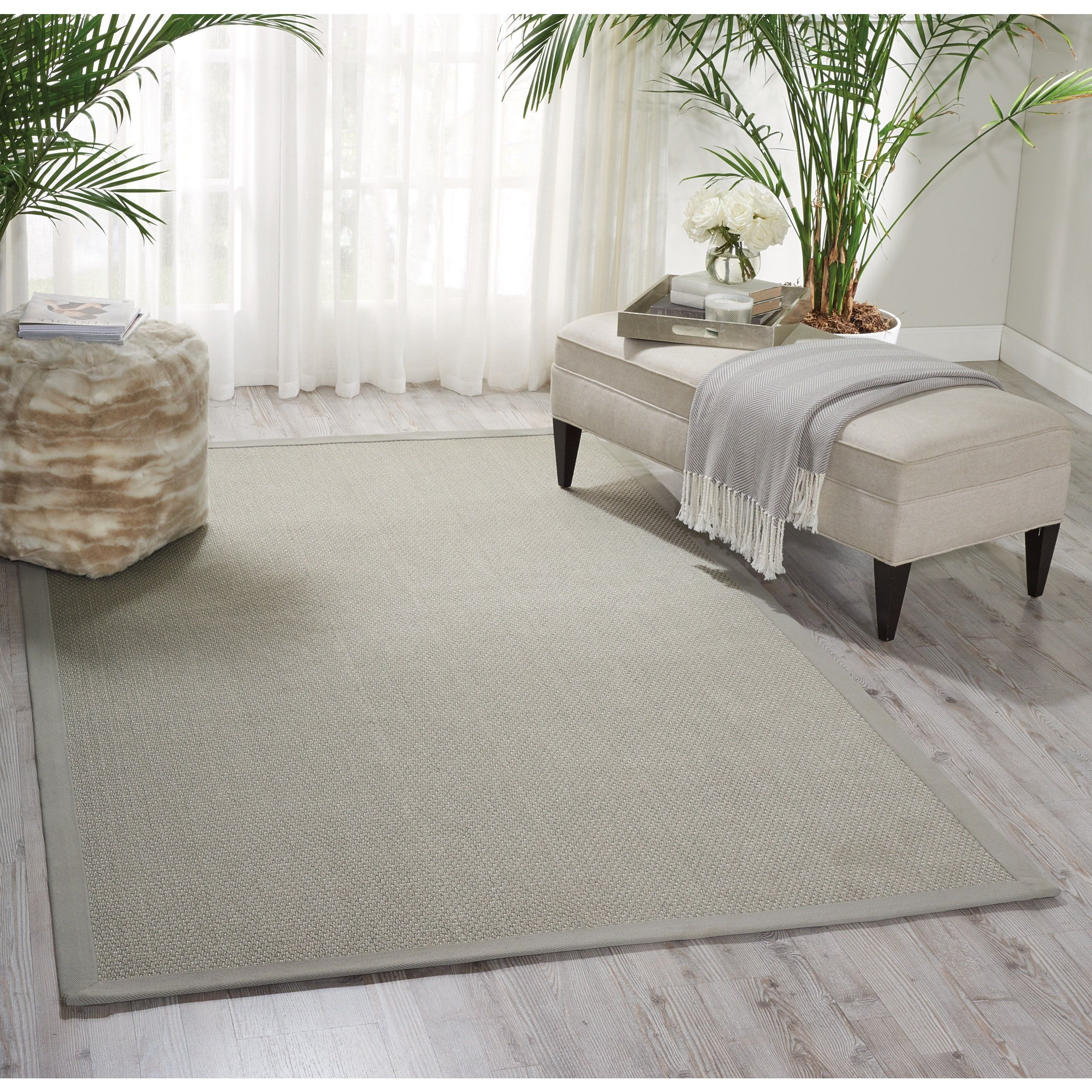 Nourison outerbanks horizon area rug u x u u x u green
