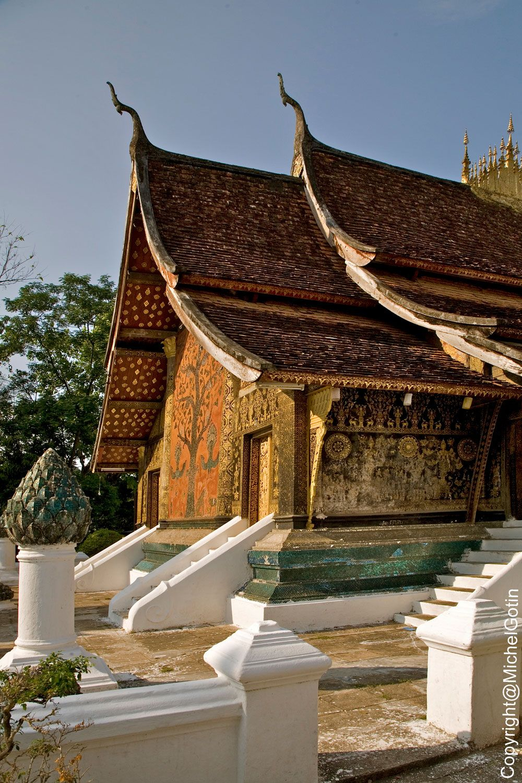 #Laos - Luang Prabang © Michel Gotin
