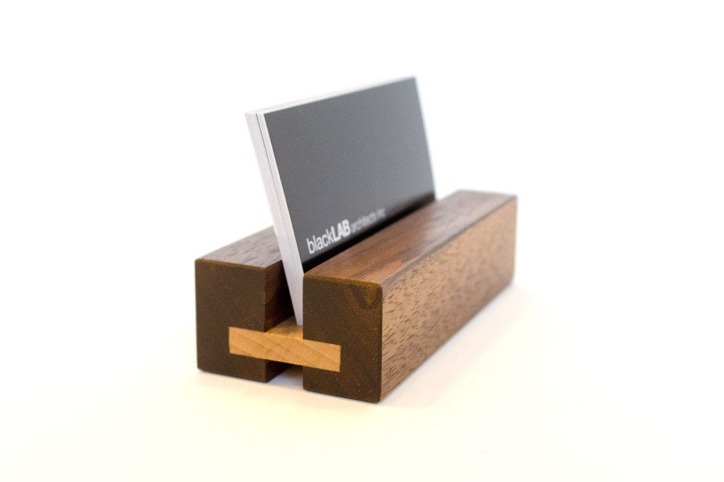 Business Card Holder Made To Measure Modern In 2021 Business Card Holders Card Holder Cards