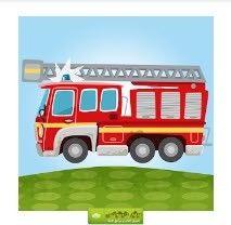 تحميل لعبة سيارة الاطفاء الحمراء Little Fire Station للاندرويد و