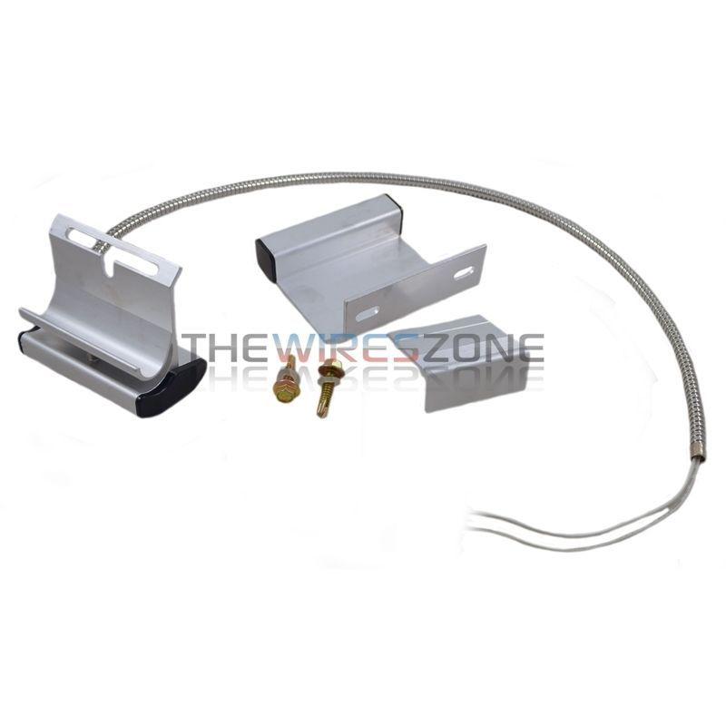 Overhead Garage Door Floor Alarm System Switch Contact Sensor Track Mounted Home Security Systems Alarm System Overhead Door