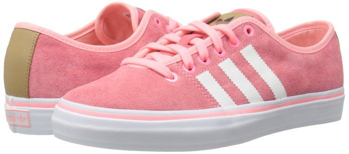 Amazon.com: adidas Originals Women's Adria Lo WMN Lace-Up Sneaker: Clothing