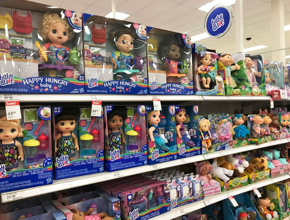 Baby alive dolls accessories as low as 356 at target