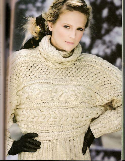 Patrones Crochet: JERSEYS | pulovers | Pinterest | Suéteres