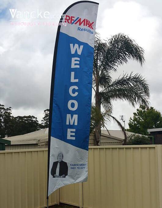 Teardrop Flag Printing Custom Feather Flags Double Sided In 2020 Custom Feather Flags Feather Flags Display Banners