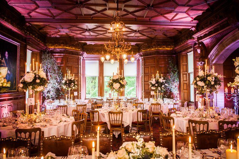 Margaret Soraya Skibo Castle Wedding Venue Photograph