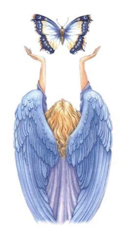 Resultado de imagen para butterflies angels