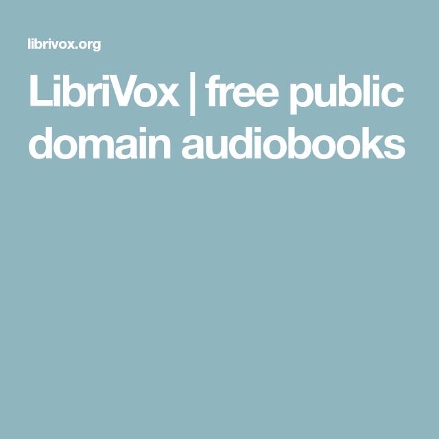 LibriVox | free public domain audiobooks | Parenting | Cheap audio