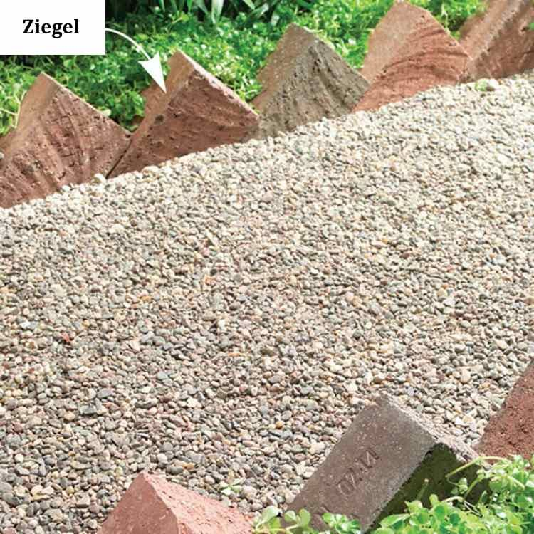 Gartenweg Gunstig Anlegen Mit Preiswerten Materialien In 2020 Gartenweg Beetumrandungen Garten