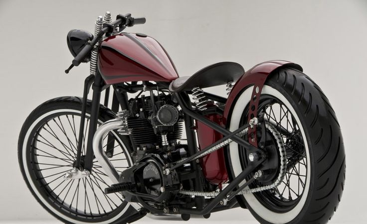 triumph bobbers: bloody marry triumph bobber thetriumphbobber