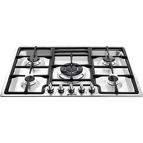 Smeg Classic Aesthetic 28 Inch Ultra Low Profile Cooktop Products