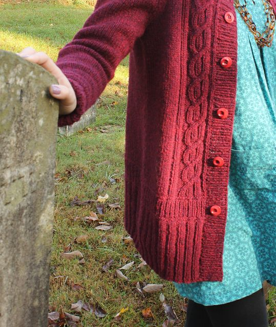 Ravelry: Bloody Mary pattern by Thea Colman