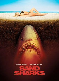Sand Sharks 5 out of 10 Bad Shark Movies   The Super  Fantastic     Sand Sharks 5 out of 10 Bad Shark Movies