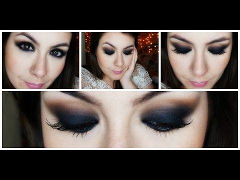 Ojos ahumados paso a paso (TUTORIAL) Maquillaje Pinterest Ojo