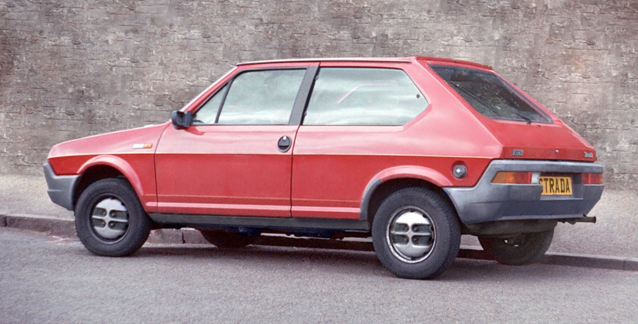 fiat strada Google Search | Fiat, Morris minor, Family car