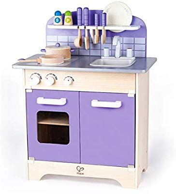 Amazon Com Usa Toyz Play Kitchen Set Hape Kitchen Sets Of Kids