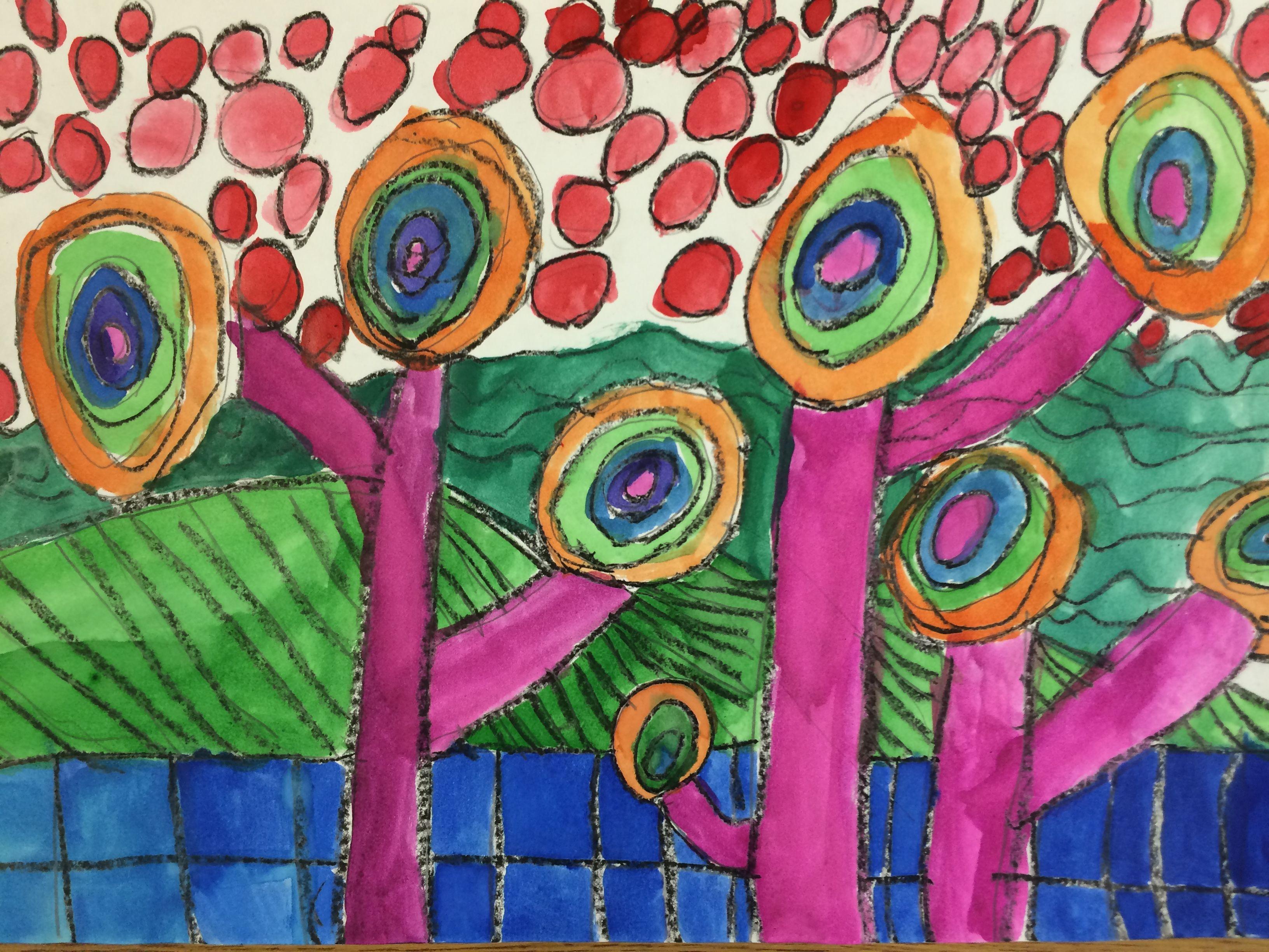 Pin On First Grade Art