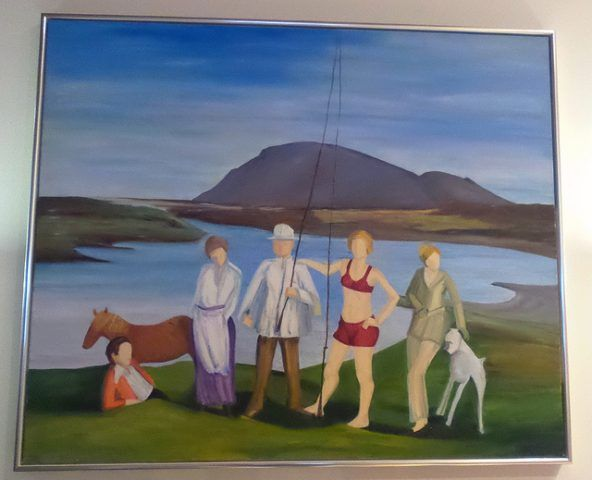 hotel-ranga-iceland-painting-in-lounge: http://www.europealacarte.co.uk/blog/2016/11/17/review-of-hotel-ranga-iceland/