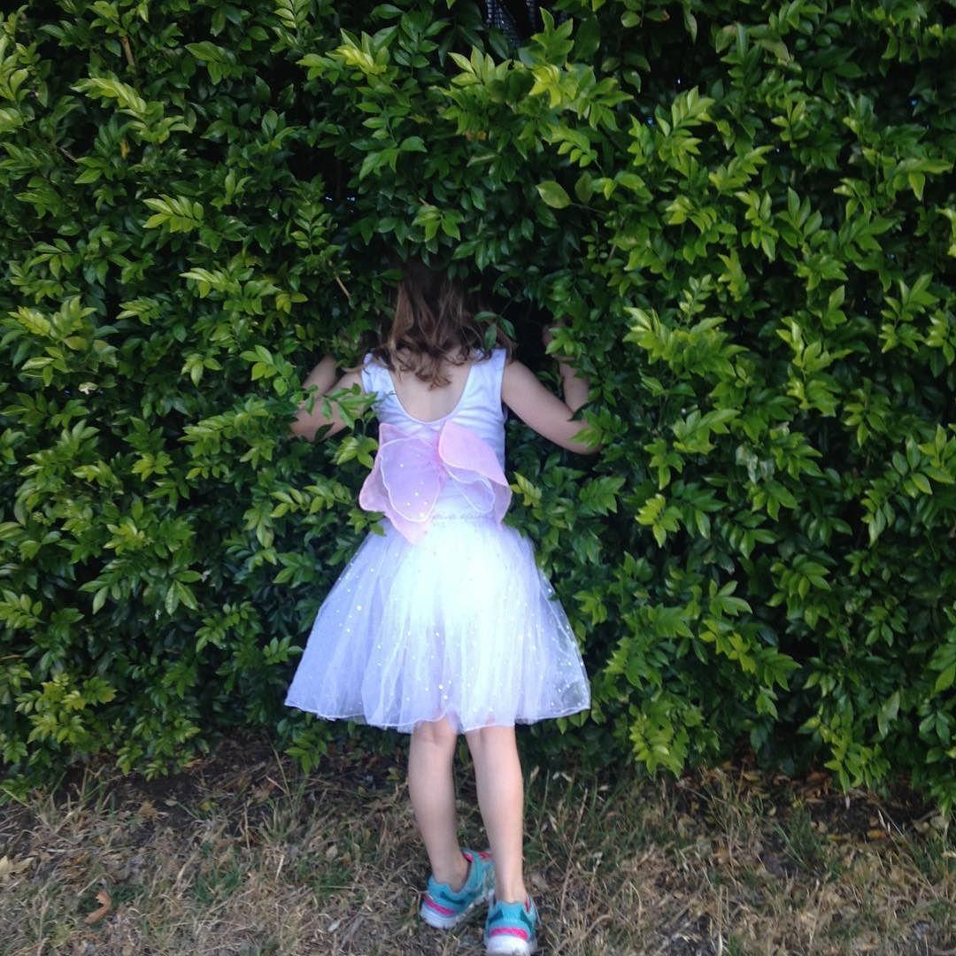 Our Sydney Weekend. Our Alice In Wonderland Flower girl