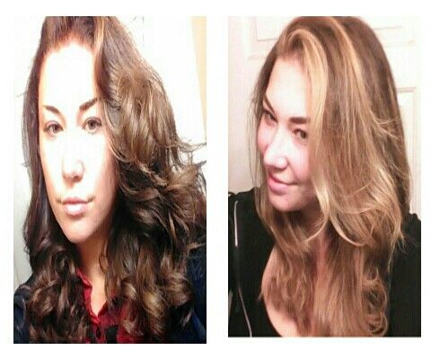 Diy Balayage Using Bleach Wella 20 Developer And T18 Toner Available At Sally S Beauty
